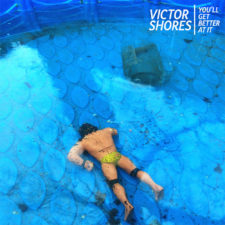 Victor Shores' 4-track EP up for order
