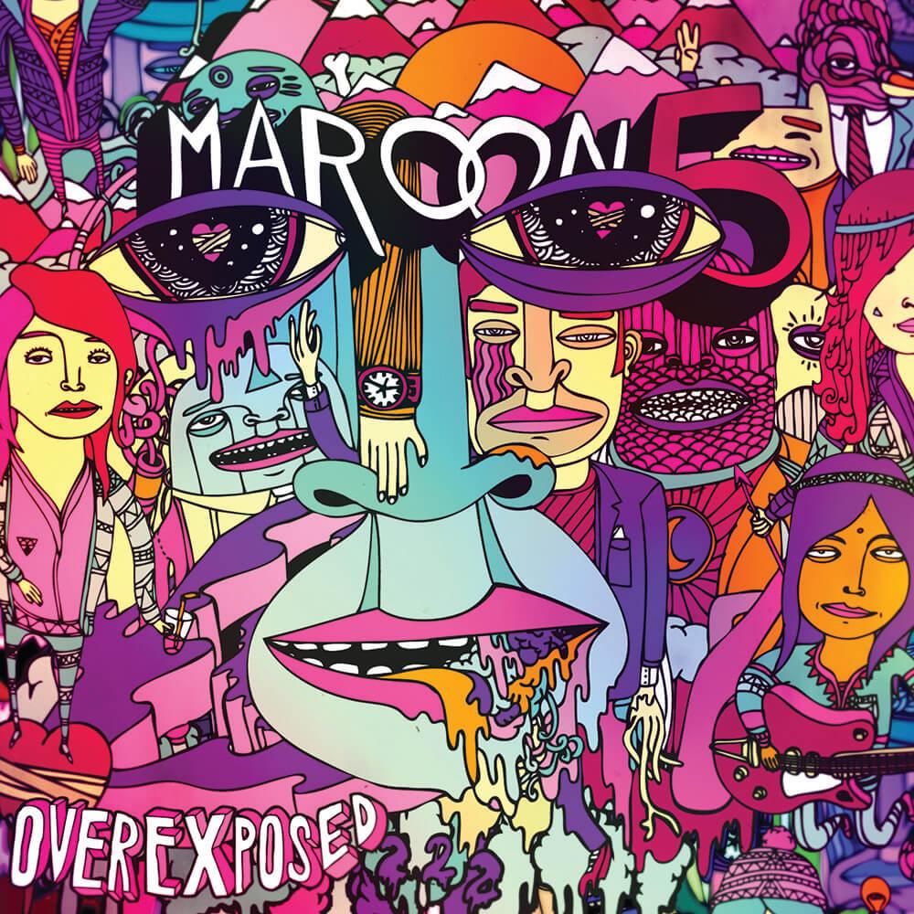 Maroon 5 Albums Getting Reissued Modern Vinyl