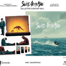 'Swiss Army Man' vinyl package unveiled