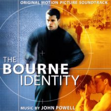 'Bourne Identity' soundtrack coming to wax
