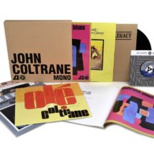 John Coltrane mono set up for pre-order