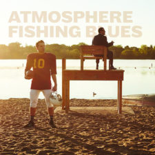 Atmosphere's new record up for pre-order