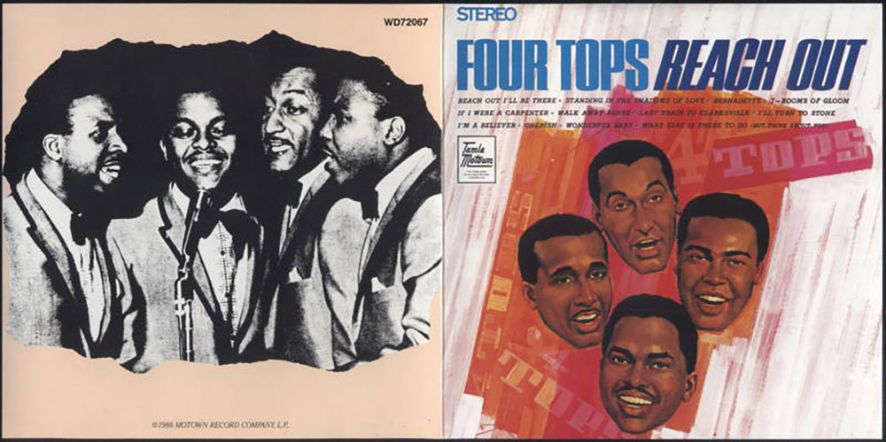 Mv Recommends The Four Tops Reach Out 1967