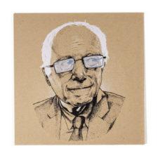 Thurston Moore, Bernie Sanders team up for flexi