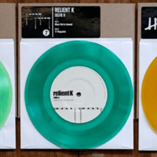 Relient K 7″ series continues with Selfie, Capitol Studios