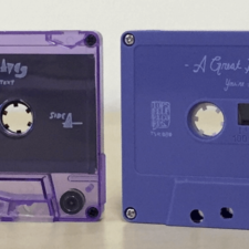 AGBPOL albums coming to cassette