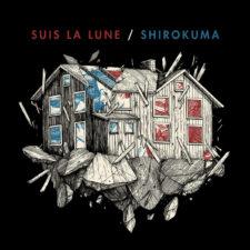Suis La Lune, Shirokuma team up for split