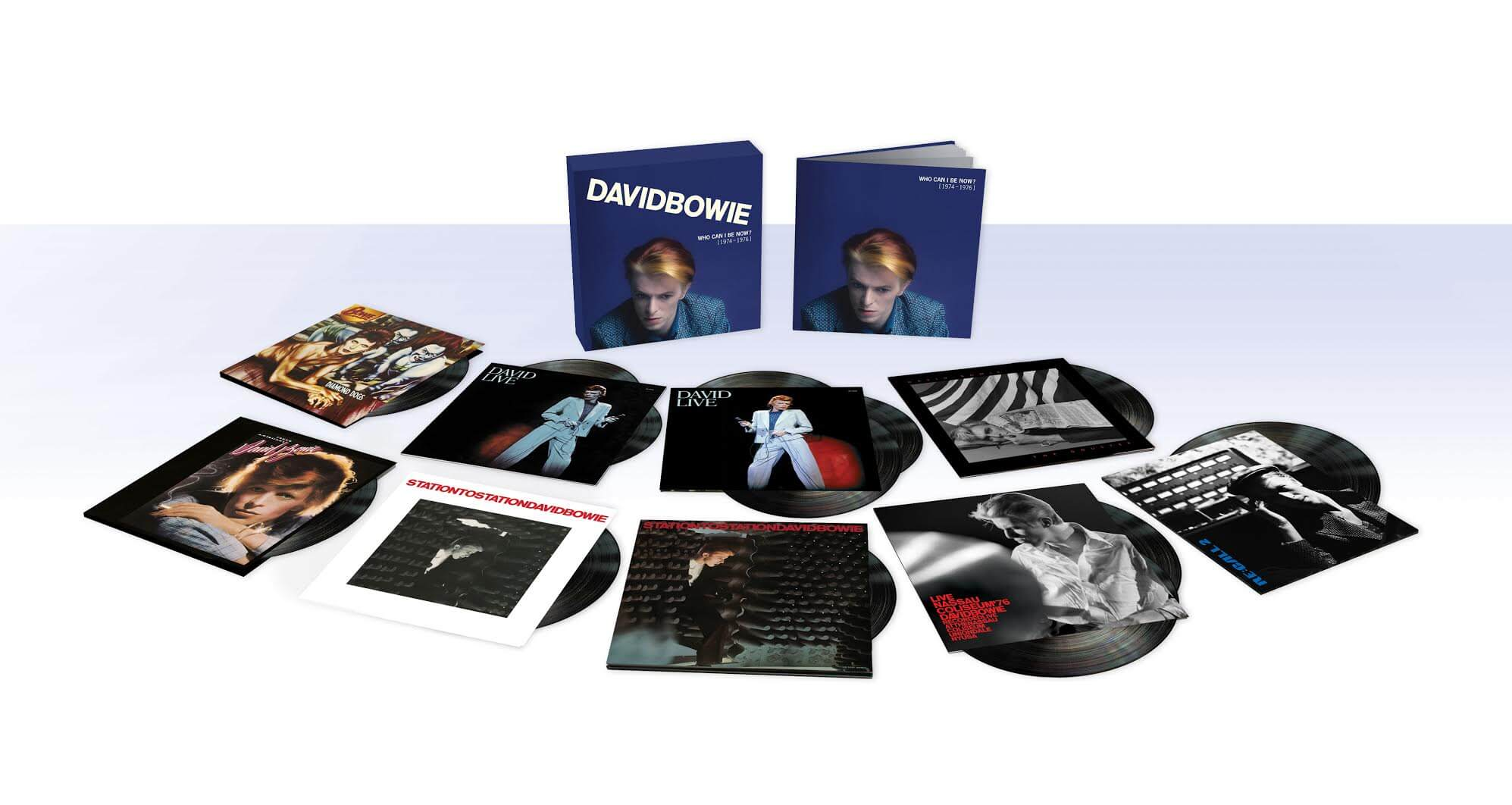 Bowie S Who Can I Be Now Up For Pre Order Modern Vinyl