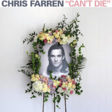 Chris Farren's new record up for pre-order