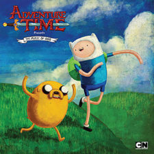 'Adventure Time' music coming to vinyl