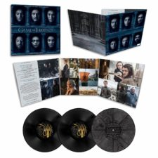 GOT season 6 soundtrack gets vinyl release