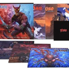 Dio's '80s, early '90s captured in box-set