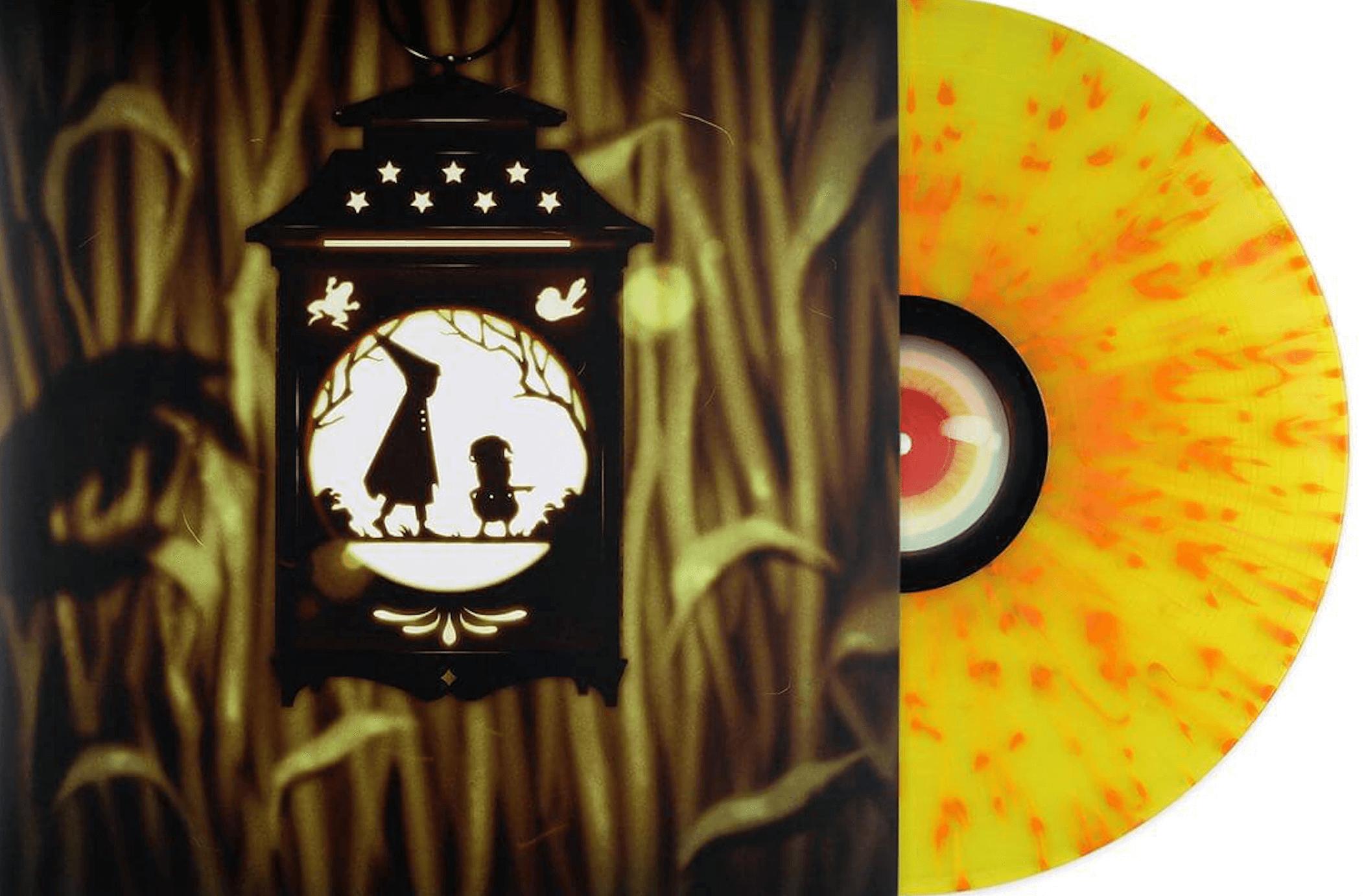 Mondo Releasing Over The Garden Wall Ost At Comic Con Modern Vinyl