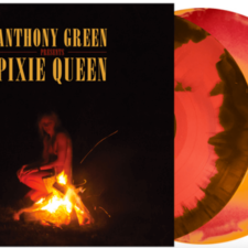 Anthony Green's new solo LP up for order