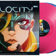 'Velocity' game soundtrack up for pre-order