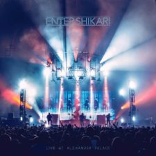 Enter Shikari releasing 'Live At Alexandra Palace'