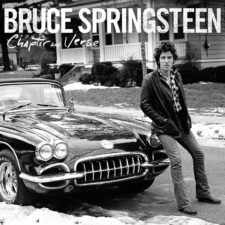 Springsteen's 'Chapter and Verse' up for pre-order