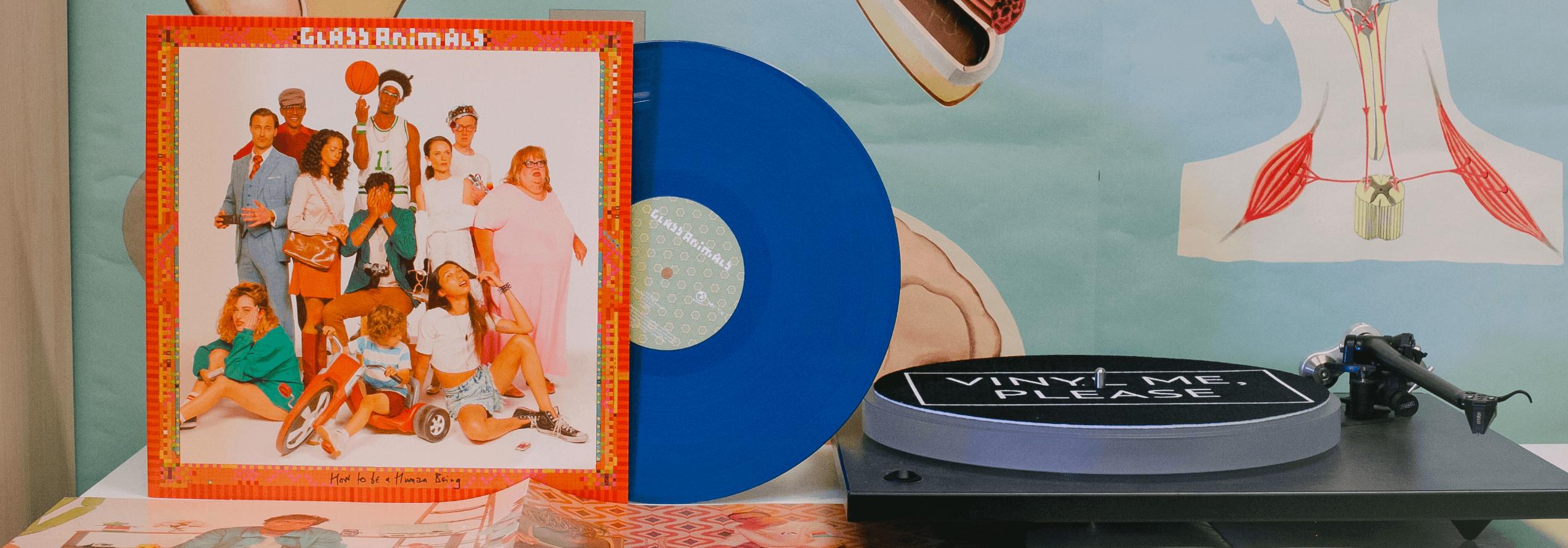 Glass Animals Lp Newest In The Vmp Series Modern Vinyl