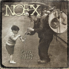 NOFX's new record up for pre-order