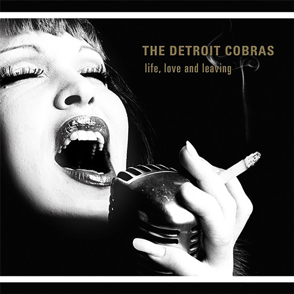 The Detroit Cobras Early Records Get Reissued Modern Vinyl