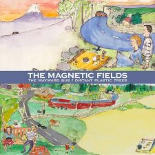 The Magnetic Fields' first two records getting first pressing