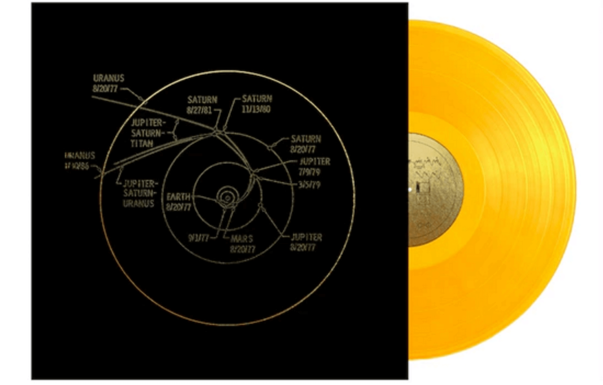 Voyager Golden Record Getting Release Through