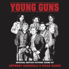 Rusted Wave launches Kickstarter to release 'Young Guns' soundtrack
