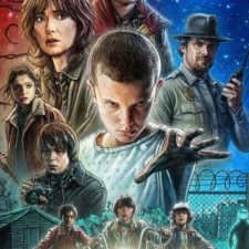 Lakeshore announces 'Stranger Things' details