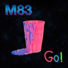 M83 releasing 12″ single for 'Go'