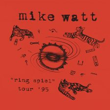 Mike Watt's first solo tour getting vinyl pressing