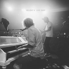 Relient K's 'Live 2009' getting 10″ pressing