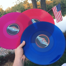 Rare Futures vinyl includes LED light-up cover