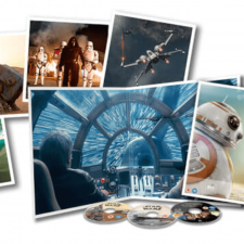 Disney takes cue from vinyl world, designs 12″ film packaging