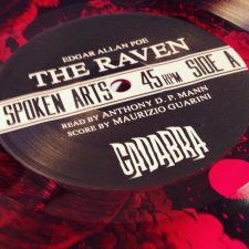 Vinyl Review: Maurizio Guarini/Anthony D. P. Mann — The Raven