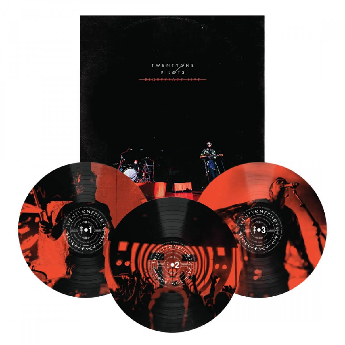 Twenty One Pilots Go Live For Newest Release Modern Vinyl