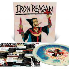 Iron Reagan's new album up for pre-order