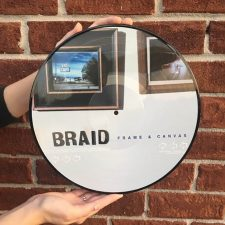 New Pressing: Braid — Frame and Canvas