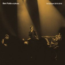 BF 2016: Ben Folds + yMusic live set being released