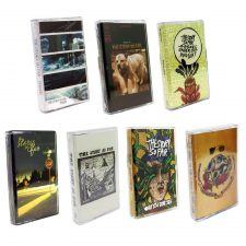 Pure Noise releasing cassettes