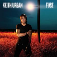 Keith Urban records get first pressings