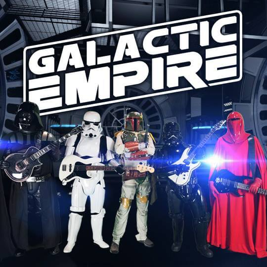Galactic Empire's debut album up for pre-order ‹ Modern Vinyl