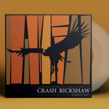 The Fold, Crash Rickshaw getting limited vinyl releases