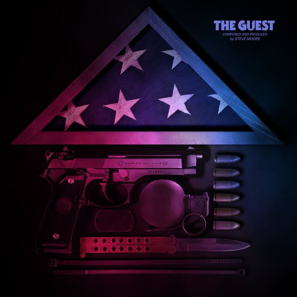 New Pressing Steve Moore The Guest Modern Vinyl