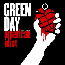Thanksspinning: Green Day — American Idiot