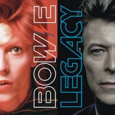 New 'Bowie – Legacy' release up for pre-order on vinyl