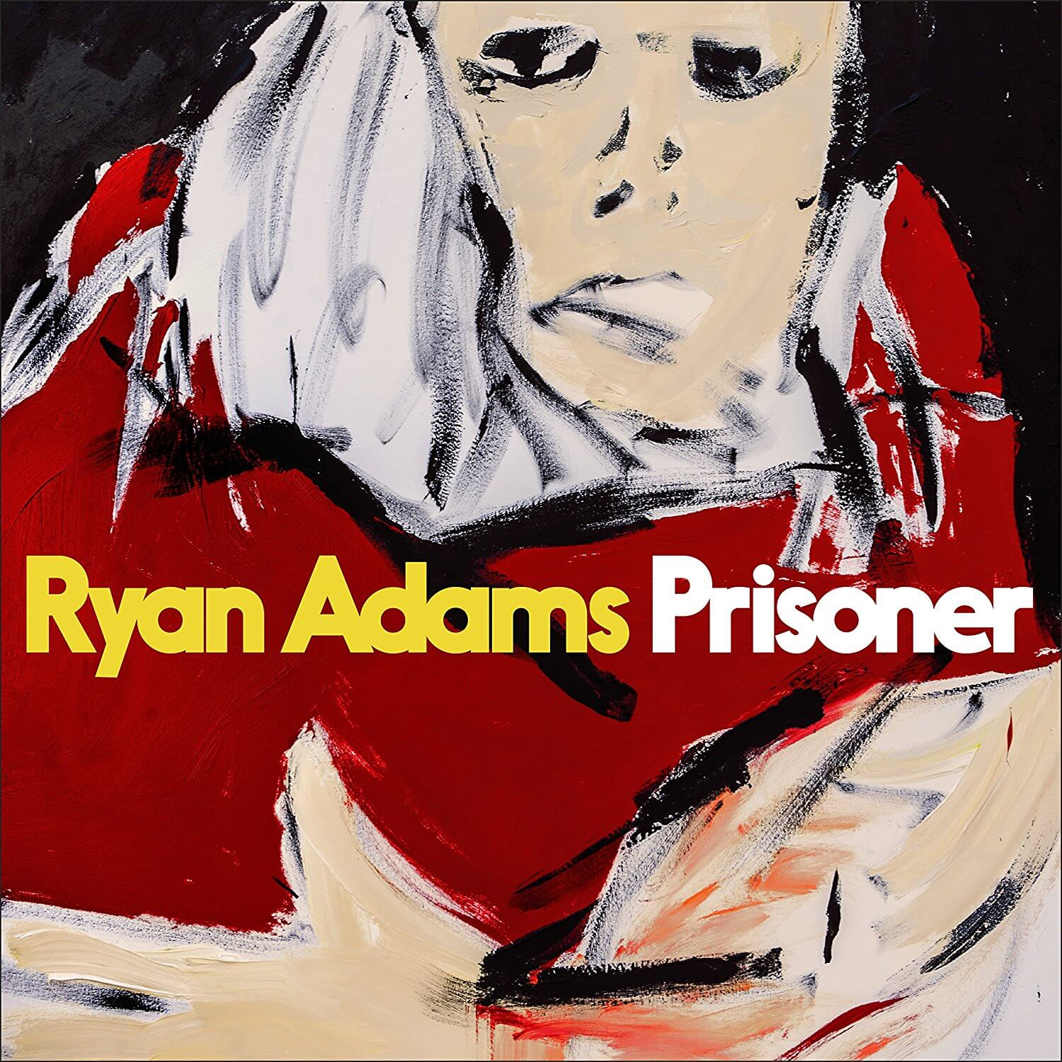Image result for ryan adams prisoner vinyl art