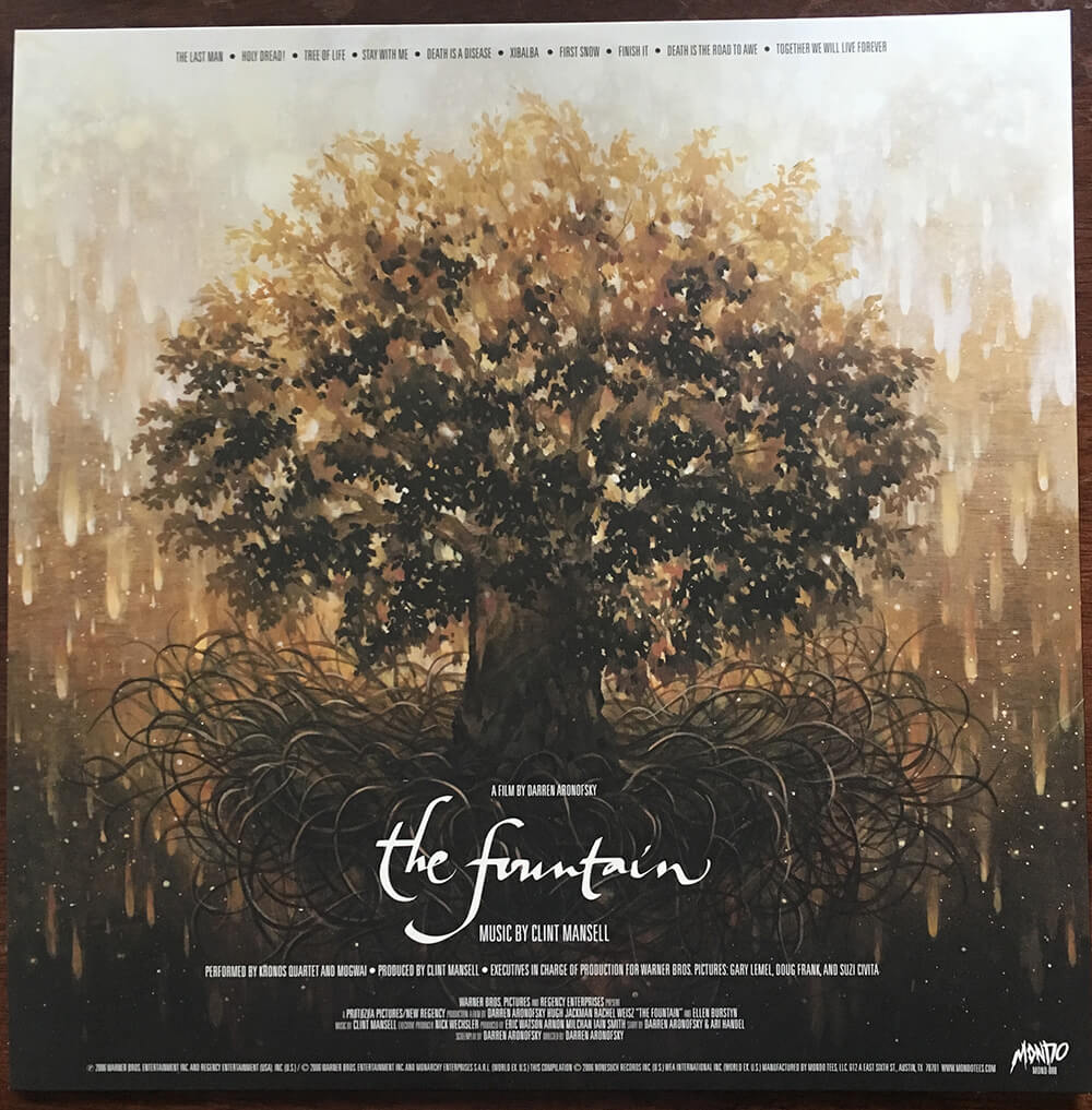 Review Roundup The Fountain Troll 2 The Fray Modern Vinyl