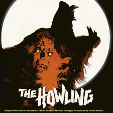 Pino Donaggio's 'The Howling' score up for order