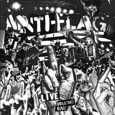 Anti-Flag releasing two live volumes, vol. 1 up for pre-order