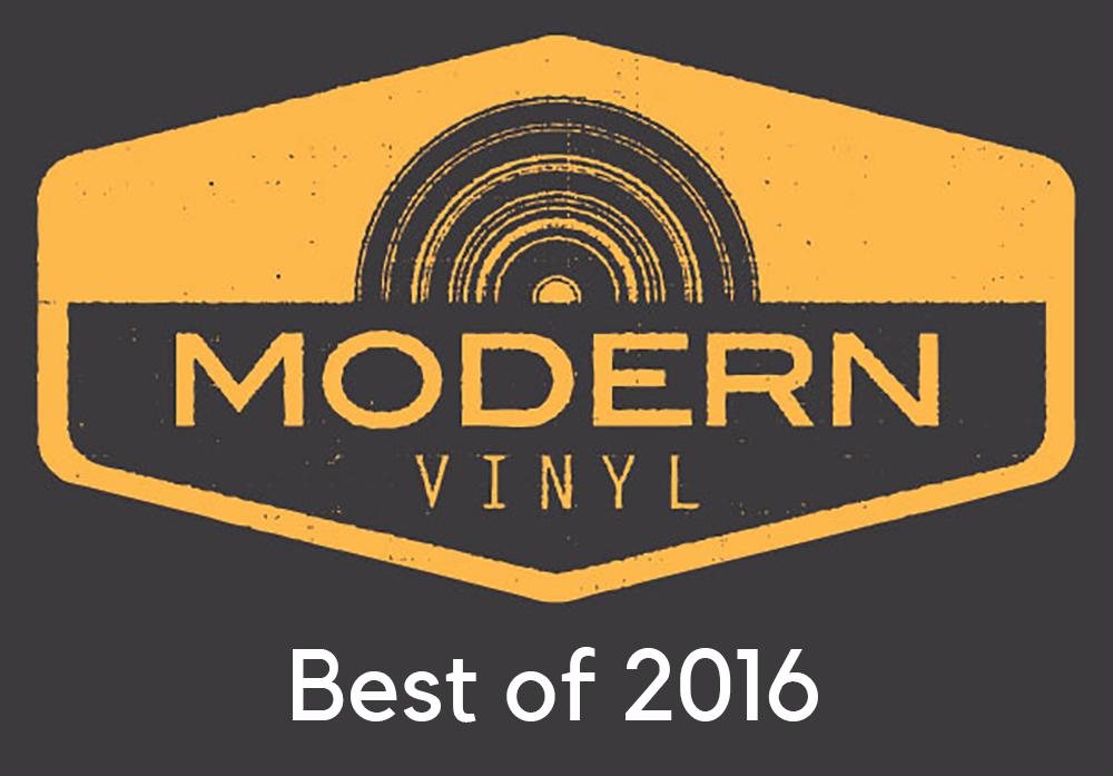 Best of 2016 Vinyl Variants Modern Vinyl